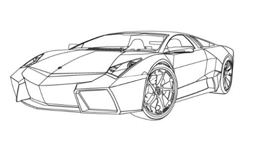 3d car coloring pages corvette cars how to draw corvette cars coloring pages pages coloring car 3d