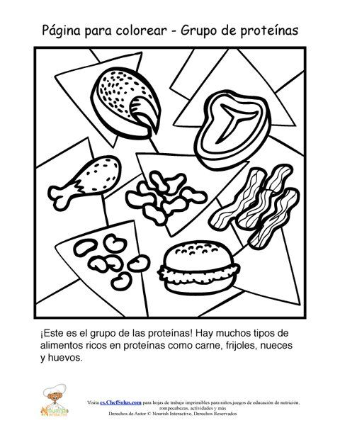 5 food groups coloring pages 12 best images of five basic food groups worksheets groups 5 food pages coloring