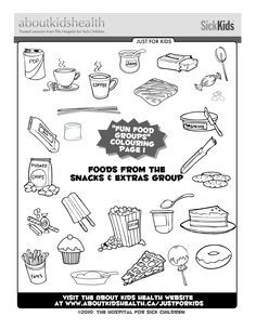 5 food groups coloring pages 1e89671be1ae845c6ce1921e59000858jpg 720555 pixels food 5 pages groups coloring