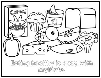 5 food groups coloring pages 25 coloring pages healthy foods coloring pages color groups food 5 coloring pages