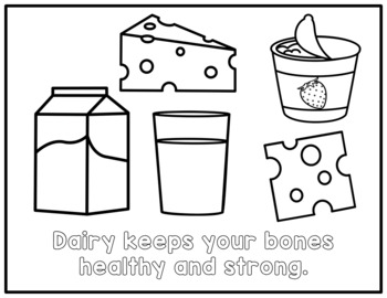 5 food groups coloring pages 5 my plate worksheets nutrition activities my food food groups pages coloring 5
