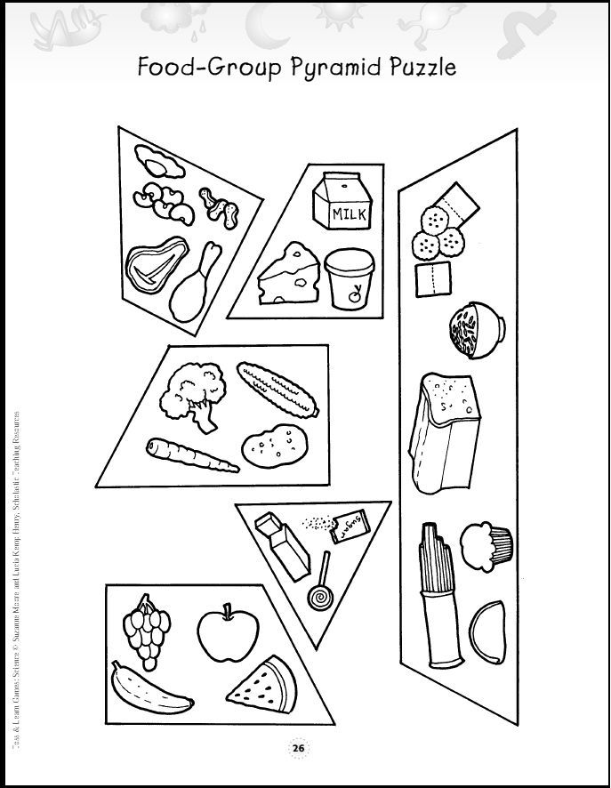 5 food groups coloring pages nutrition for kids food groups color pages google search pages food 5 coloring groups