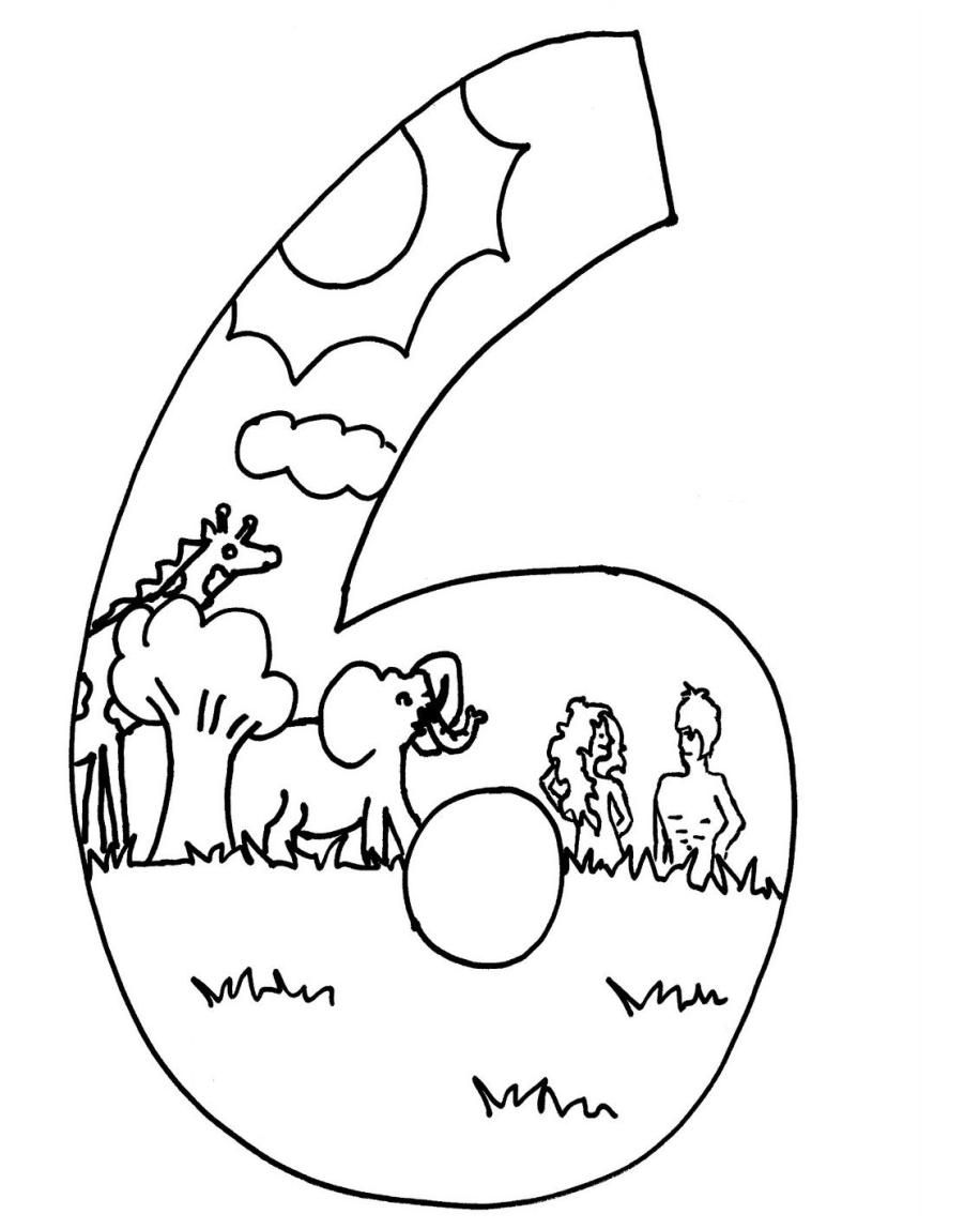 7 days of creation coloring pages free 7 days of creation coloring pages coloring home of free 7 creation days pages coloring