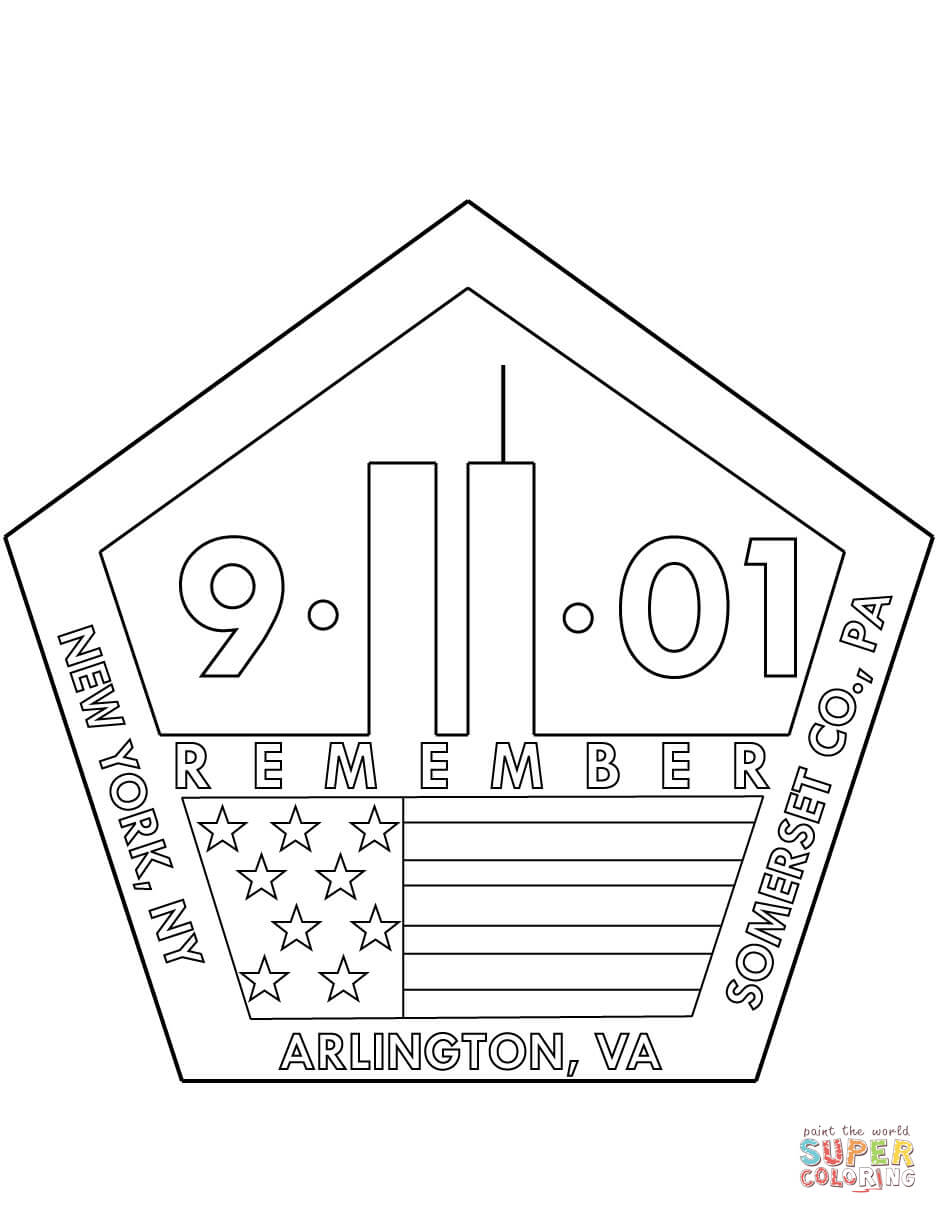 9 11 coloring sheets remember 911 statue of liberty design coloring poster 9 11 sheets coloring