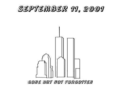 911 printable coloring pages 11th september memorial coloring page free printable 911 pages coloring printable