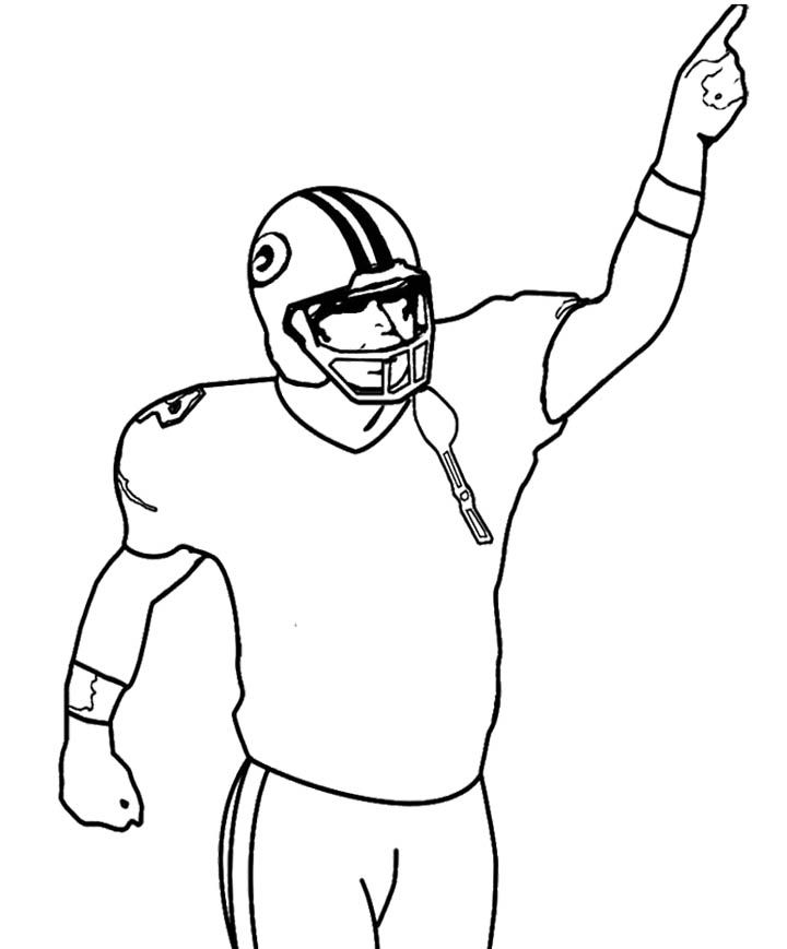 a drawing of a football player drawing of a football player clipart best clipart best a a of drawing football player