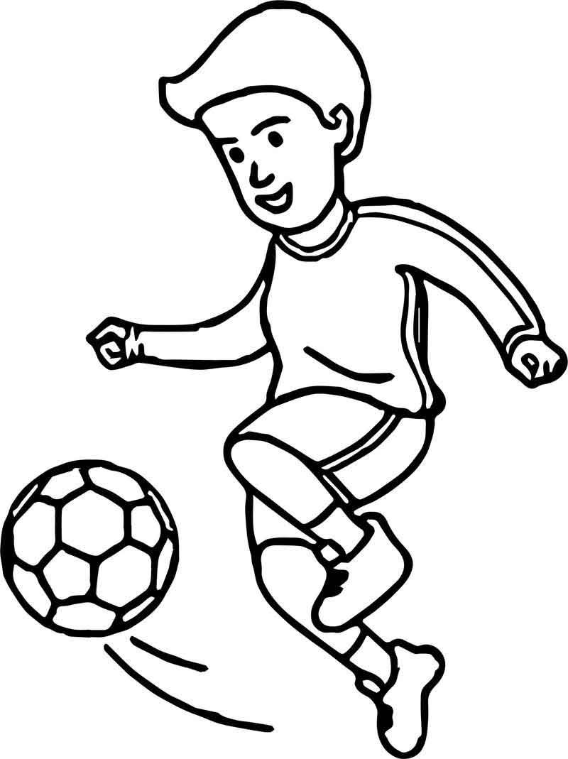 a drawing of a football player drawing of football players free download on clipartmag drawing a football player of a
