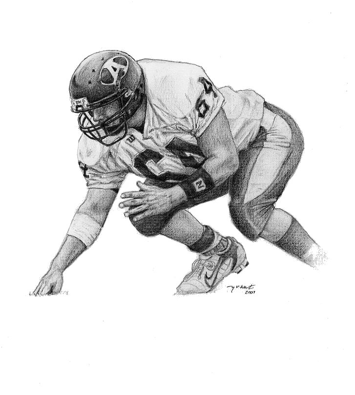 a drawing of a football player how to draw a football player video step by step pictures of a drawing a player football