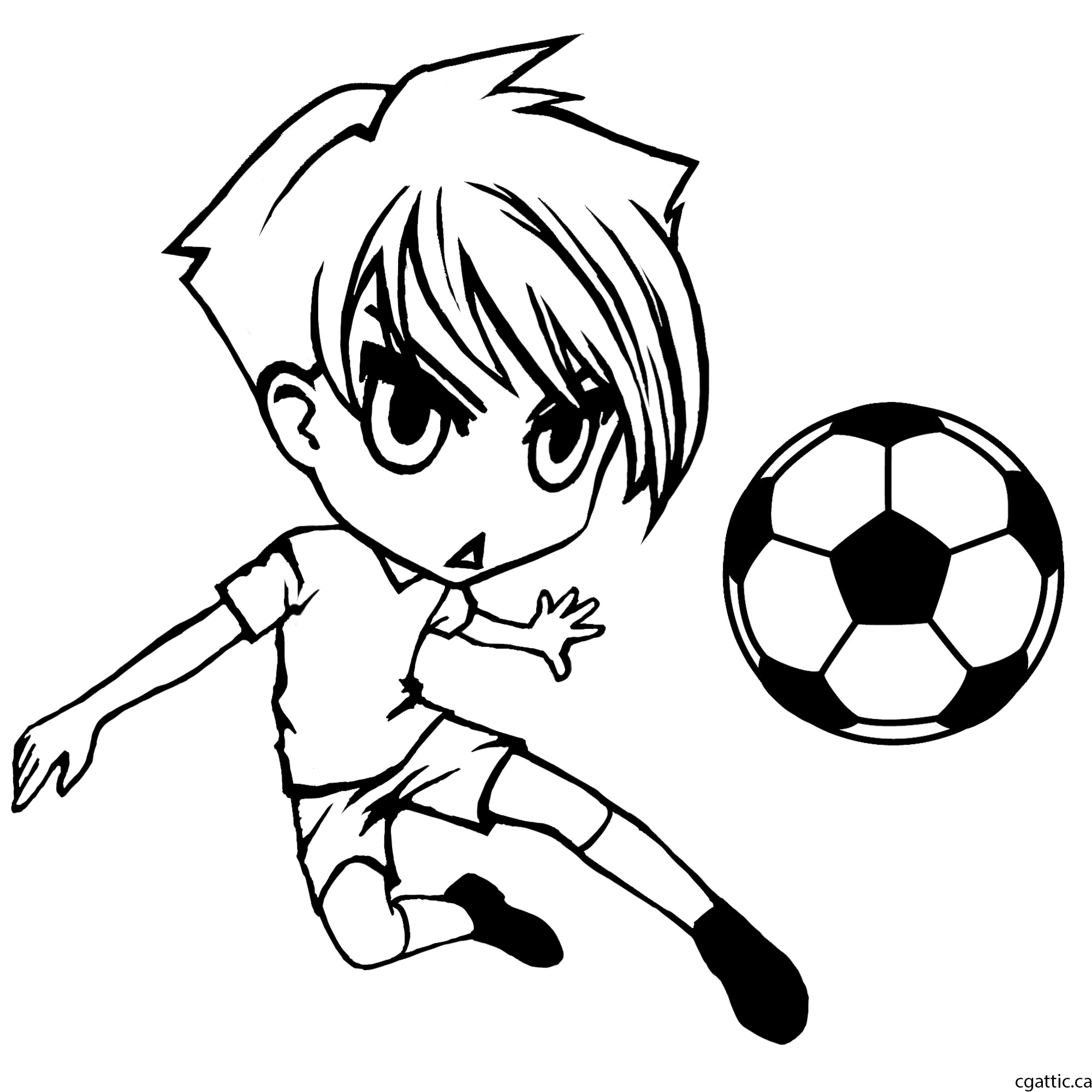 a drawing of a football player soccer player graphite pencil drawing football player of drawing a a