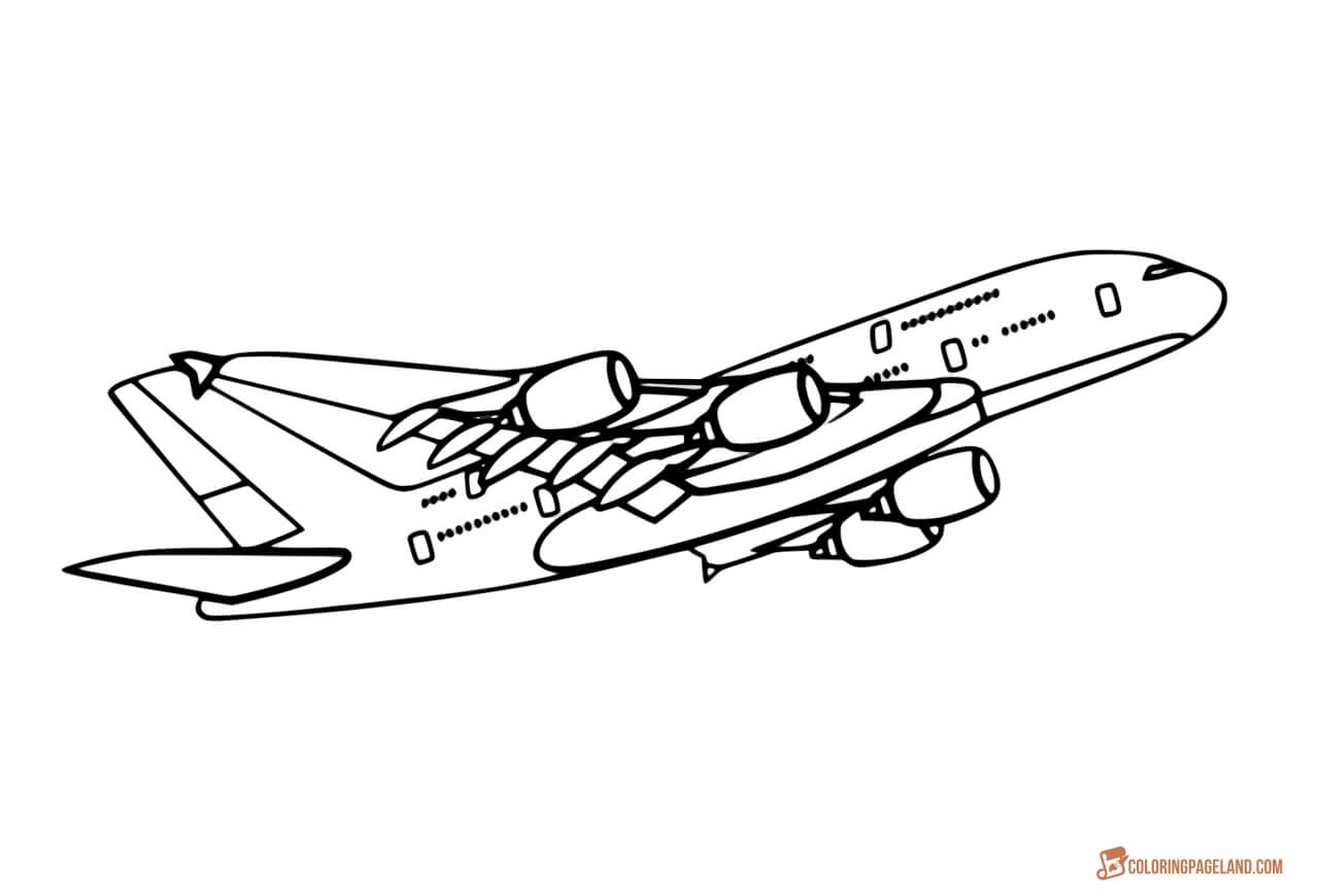 a380 coloring pages airbus a380 colouring page thumbnail image pages a380 coloring
