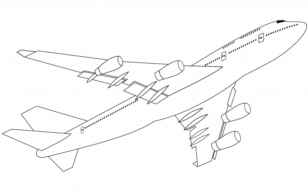 a380 coloring pages airbus a380 dimension drawing at getdrawings free download coloring a380 pages