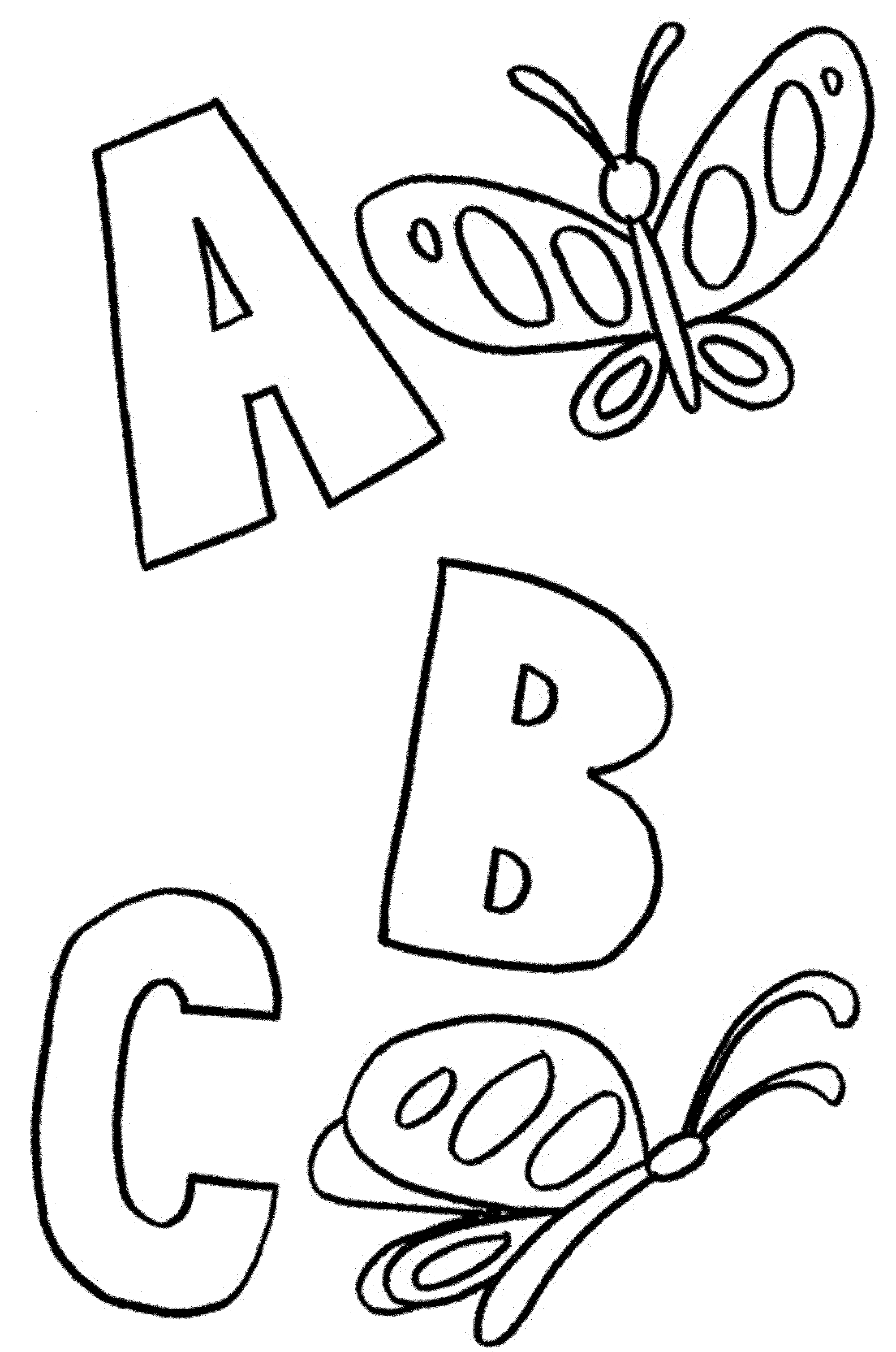 abc coloring page abc coloring pages 2 coloring pages to print page abc coloring