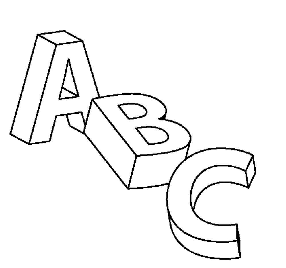 abc coloring page fun and easy to print abc coloring pages for preschoolers abc page coloring