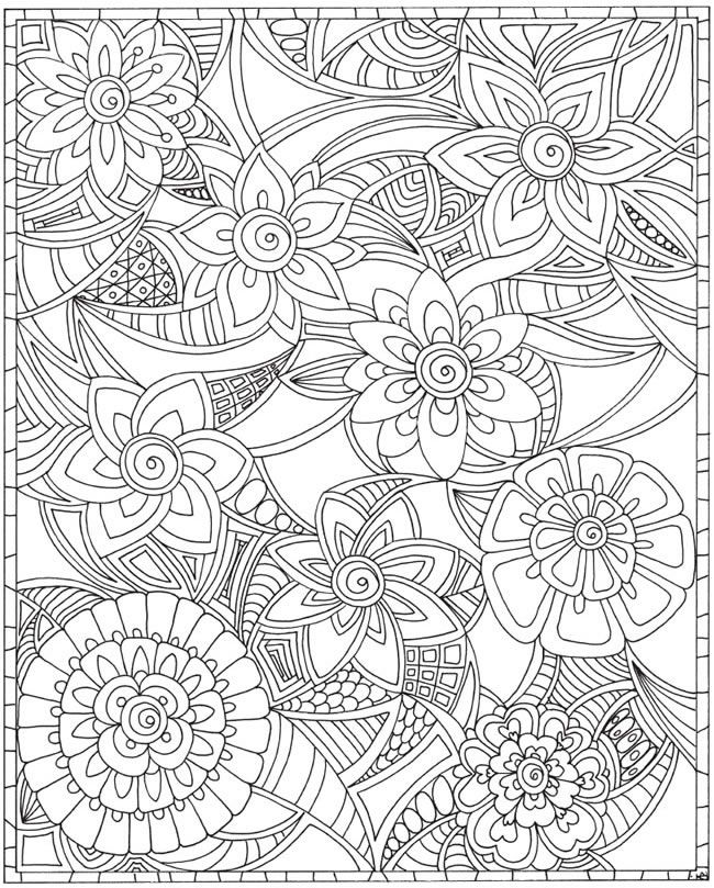 abstract flower coloring pages abstract coloring pages wecoloringpagecom pages flower abstract coloring