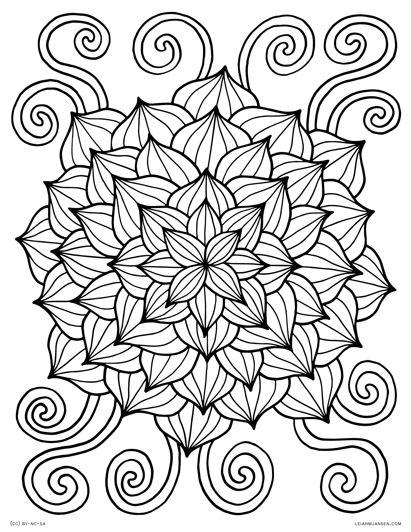 abstract flower coloring pages blossom flower abstract coloring pages coloring sky pages coloring abstract flower