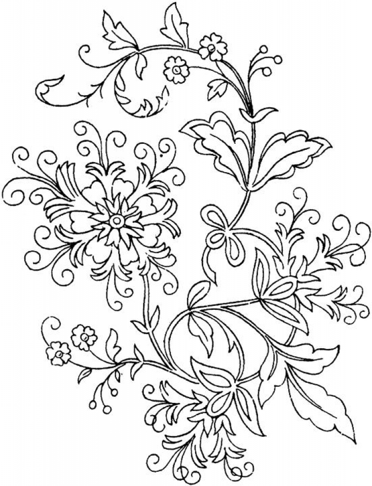 abstract flower coloring pages coloring pages adult coloring pages free and printable abstract pages coloring flower