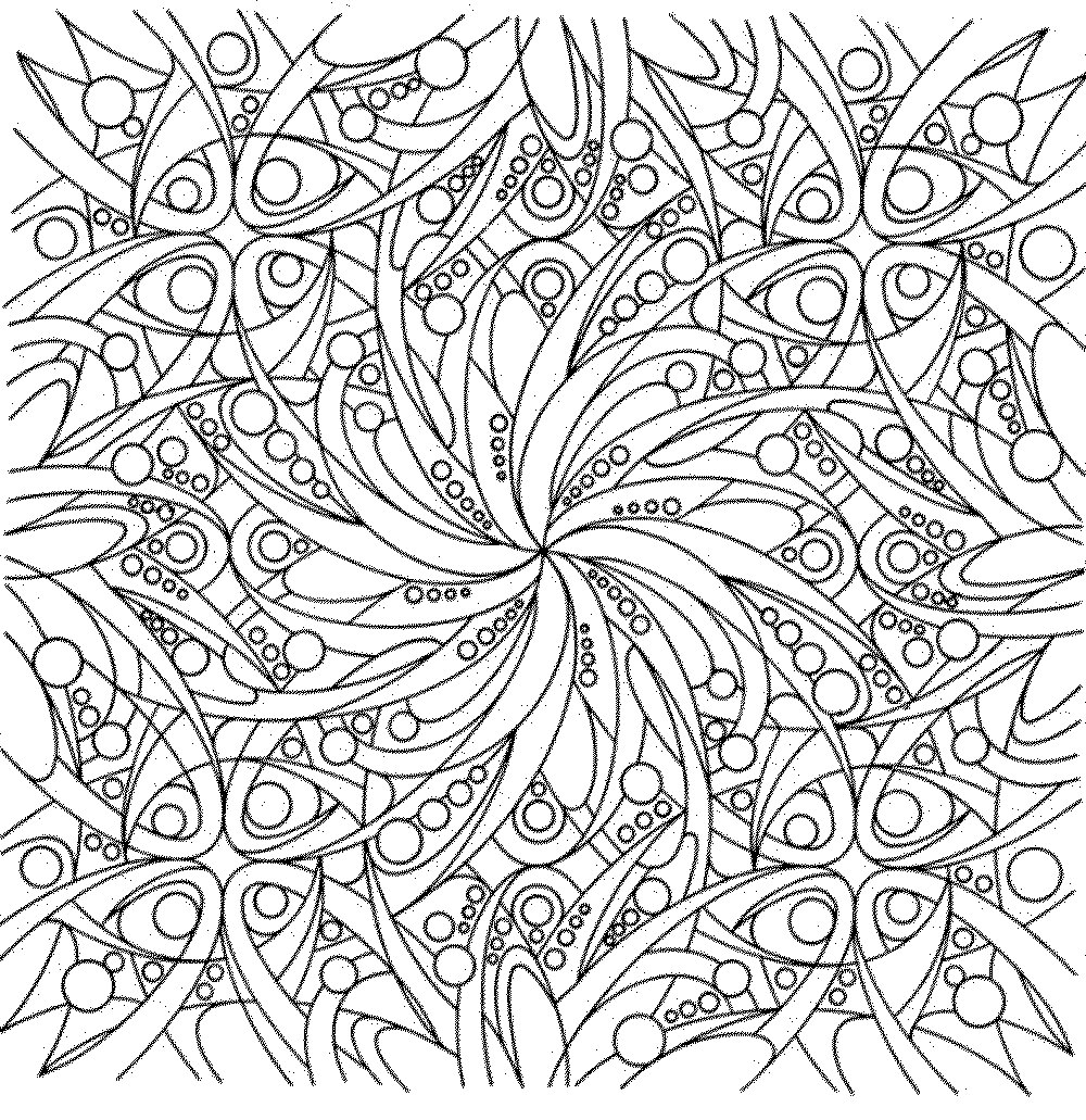 abstract flower coloring pages simple pattern flower mandala coloring page also see the abstract pages flower coloring