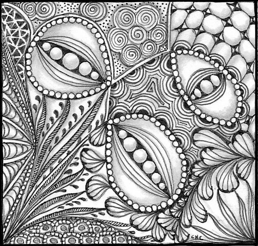 abstract zentangle pin by sherri frazier on my doodles and zentangles abstract zentangle