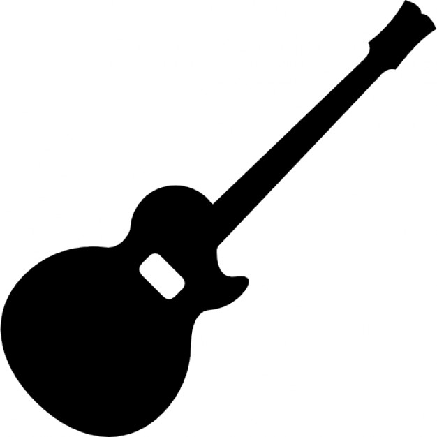 acoustic guitar silhouette acoustic guitar silhouette at getdrawings free download acoustic guitar silhouette