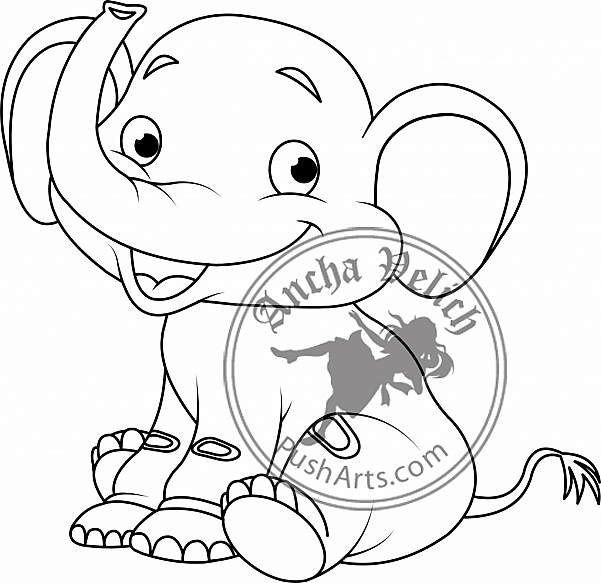 adorable baby elephant coloring pages baby elephant coloring pictures cute baby pages coloring adorable baby elephant