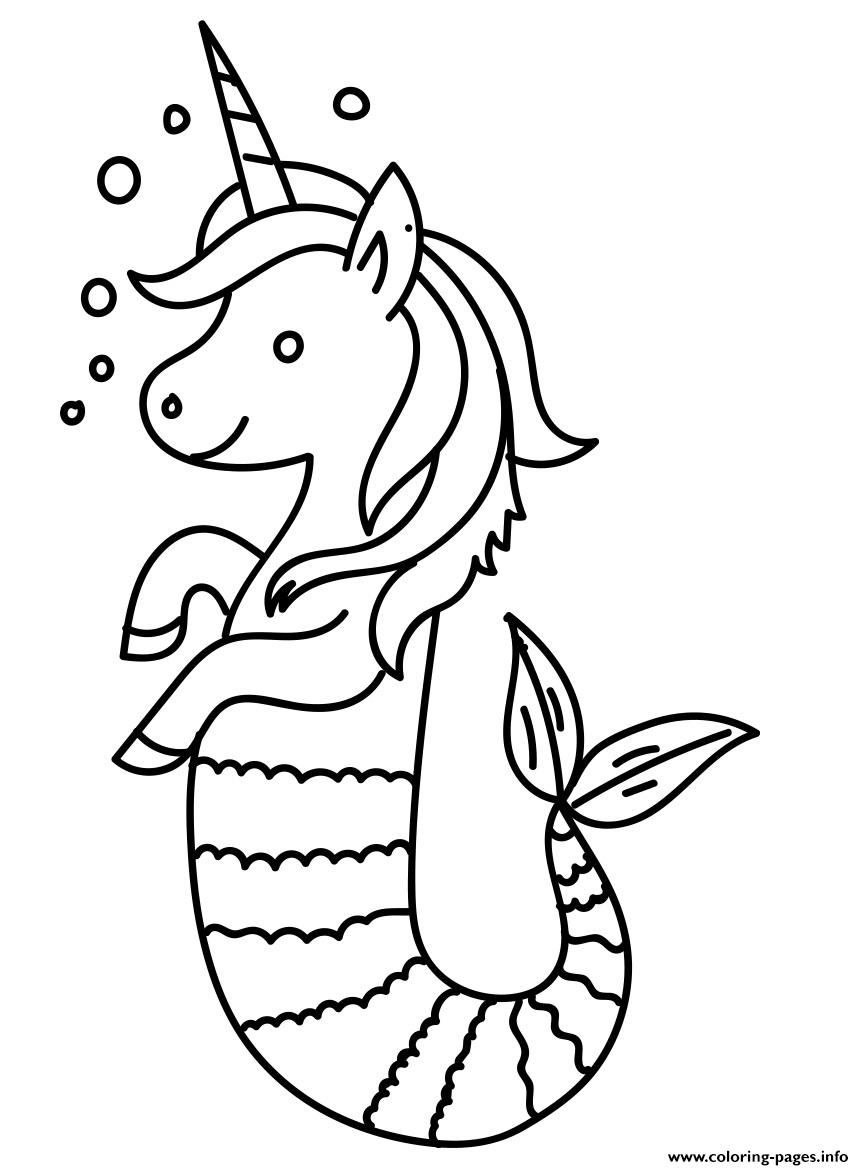 adorable unicorn mermaid coloring pages mermaid unicorn coloring page adorable mermaid pages unicorn coloring