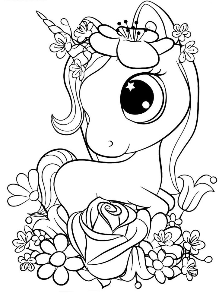 adorable unicorn mermaid coloring pages unicorn mermaid coloring page youngandtaecom in 2020 adorable pages unicorn coloring mermaid