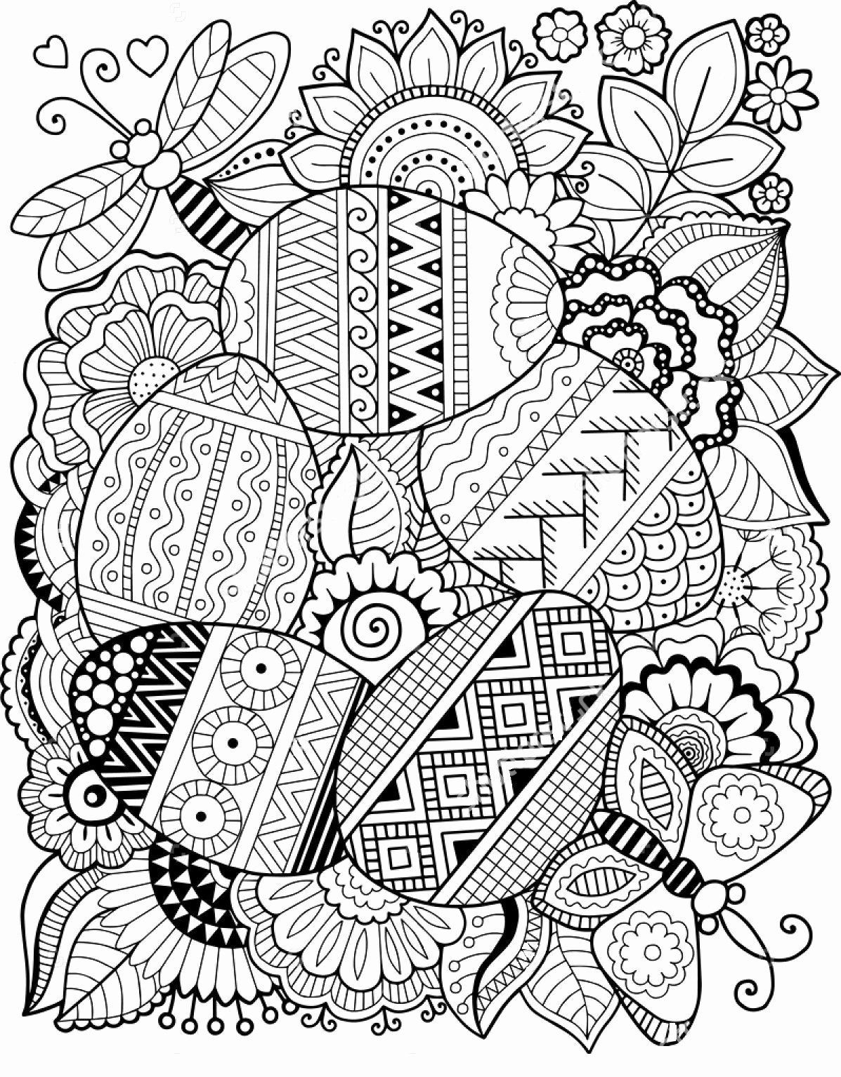 adult easter coloring pages beautiful easter egg with flowers for adult coloring pages pages coloring adult easter