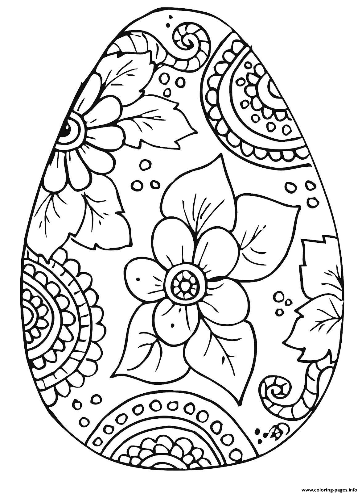 adult easter coloring pages get this adults printable easter egg coloring pages 86904 pages easter adult coloring
