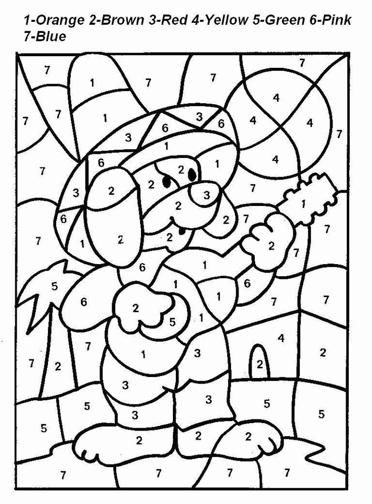 advanced color by number worksheets advanced color by number coloring pages coloring home worksheets number advanced by color