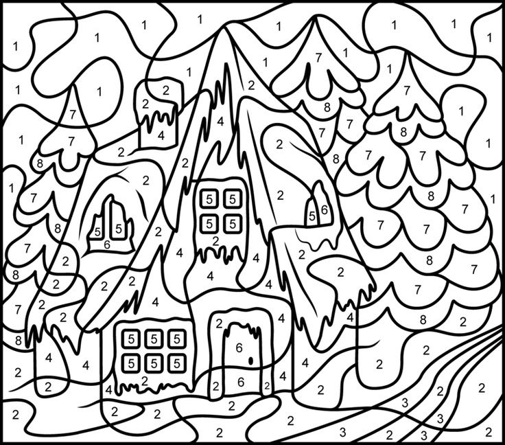 advanced color by number worksheets printable color by number coloring pages for adults at by color advanced worksheets number