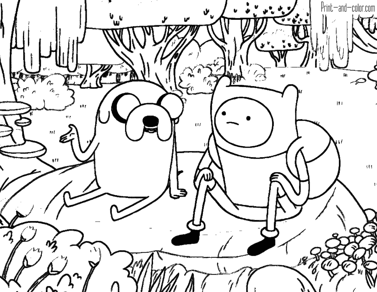 adventure time coloring pages adventure time coloring pages team colors coloring adventure pages time