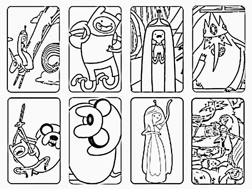 adventure time coloring pages cartoons free printable coloring pages adventure time pages time coloring adventure
