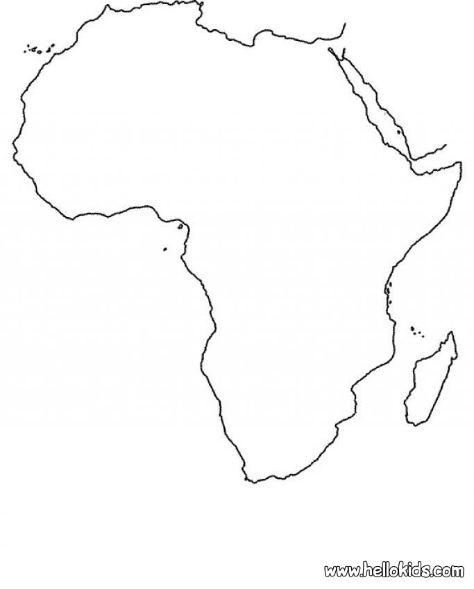 africa coloring map africa countries coloring pages coloring page book for kids map coloring africa