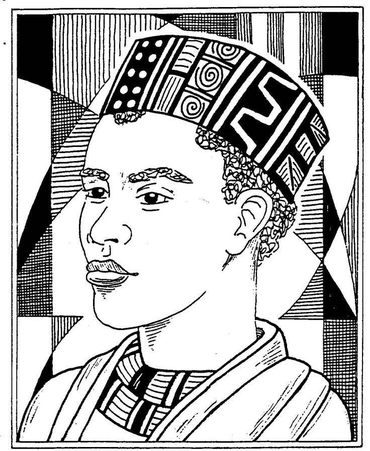 african american coloring pages african american drawing at getdrawings free download pages african american coloring