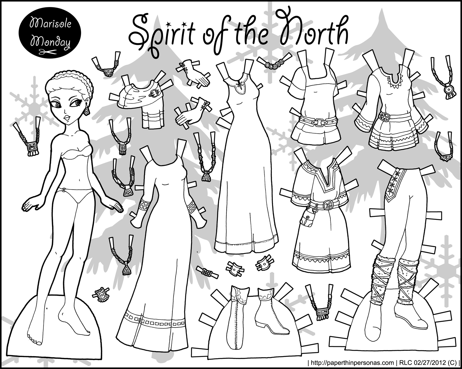 african american paper dolls printable articulated paper dollpuppet coloring page african american african printable dolls paper