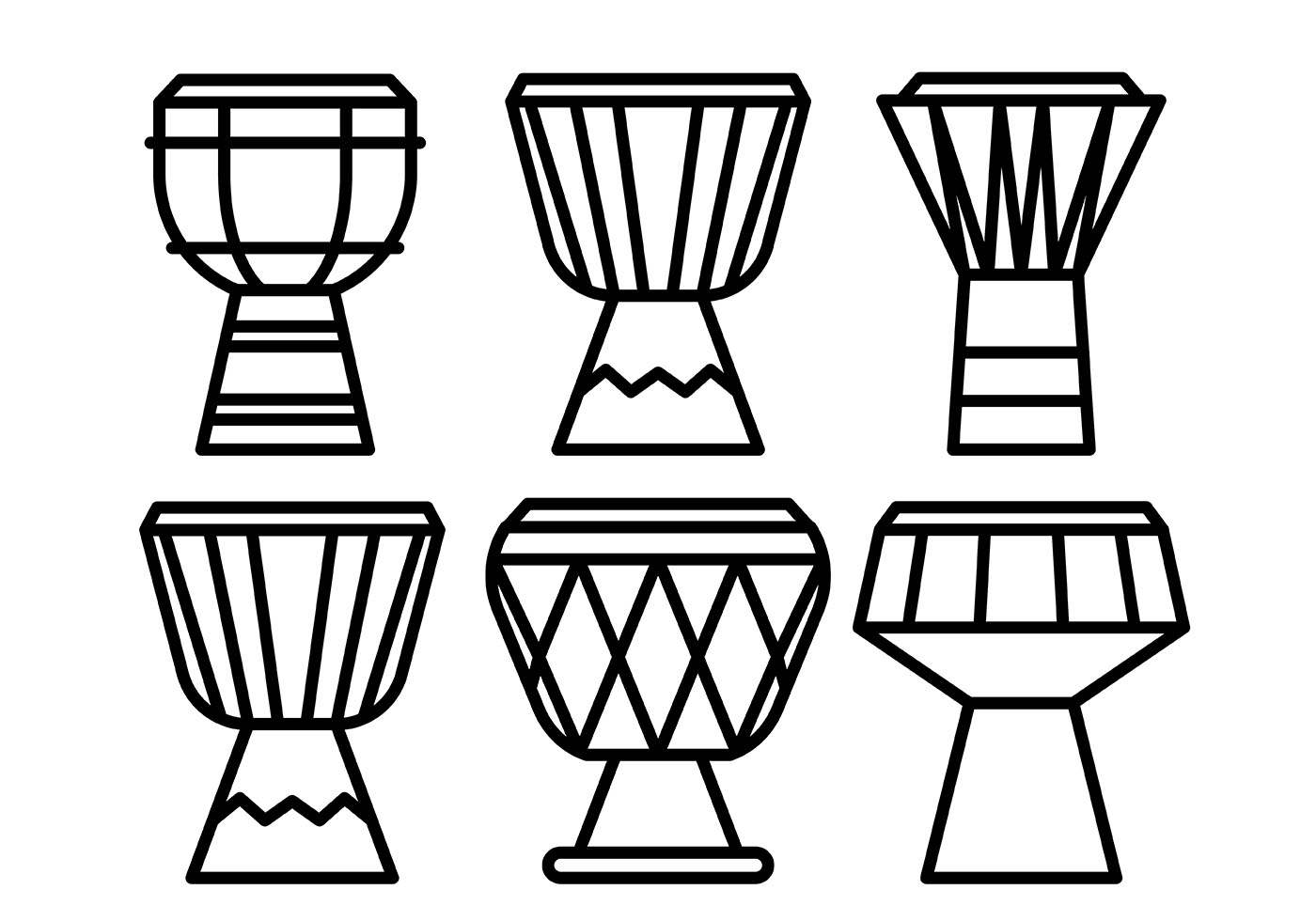 african drum coloring page african drum coloring page african page drum coloring