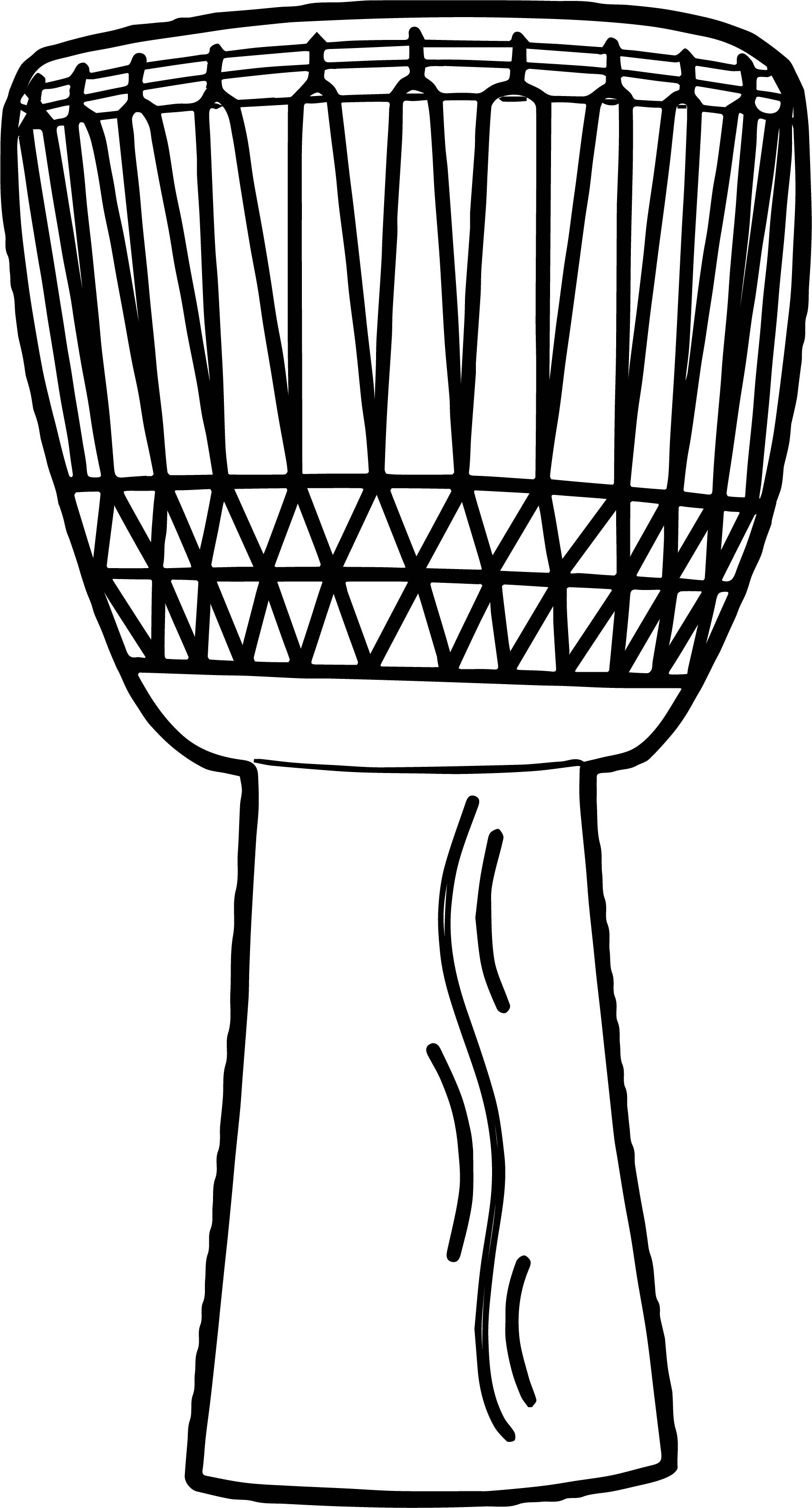 african drum coloring page drum coloring page drum drawing coloring pages drums african drum coloring page