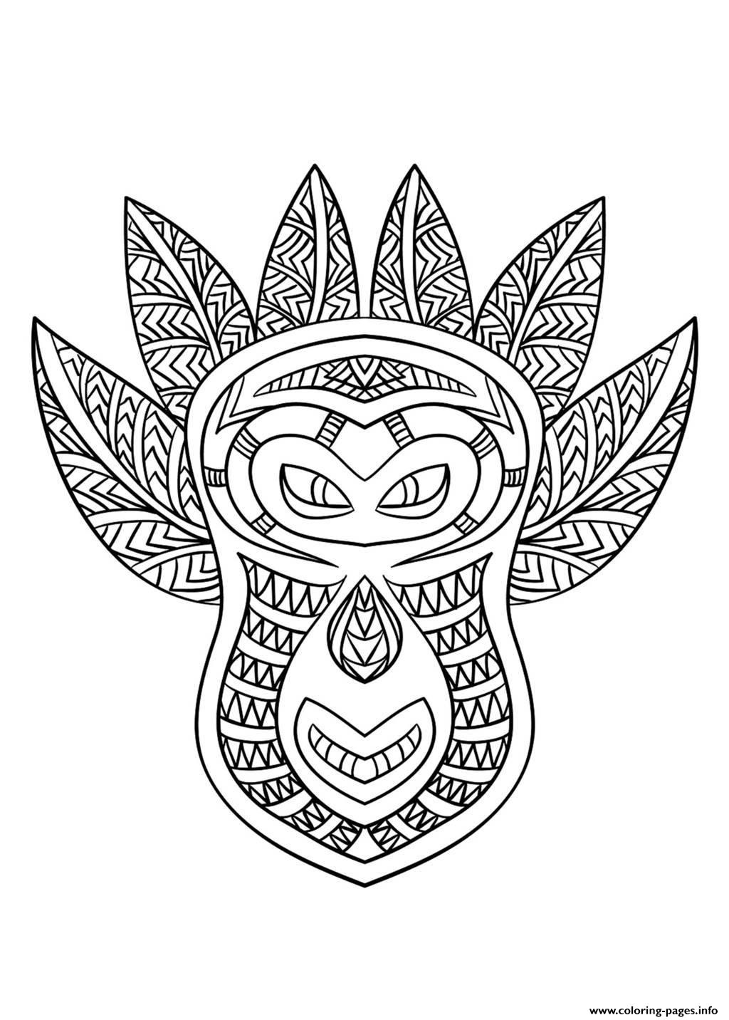 african masks coloring sheets african mask coloring page coloring home sheets masks african coloring