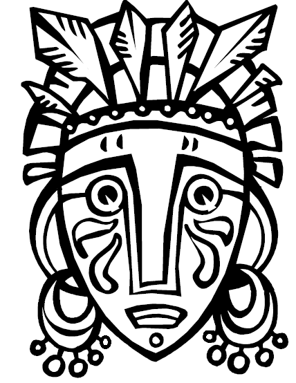 african masks coloring sheets textures with prills in an african mask createncraft coloring african sheets masks
