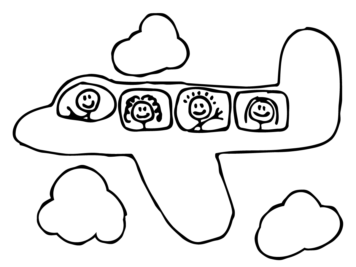 air plane coloring pages free printable airplane coloring pages for kids cool2bkids coloring pages plane air