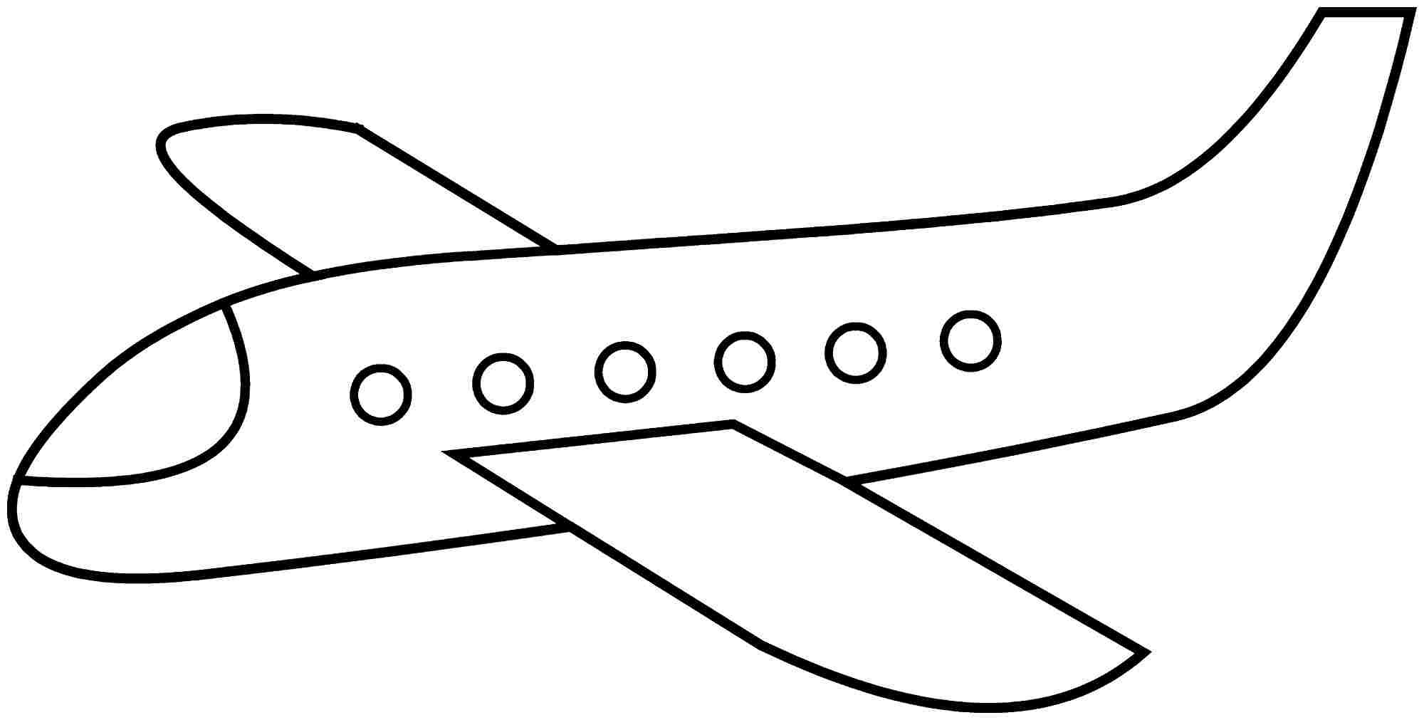 airplane pictures to colour 10 free airplane coloring pages for kids colour to airplane pictures