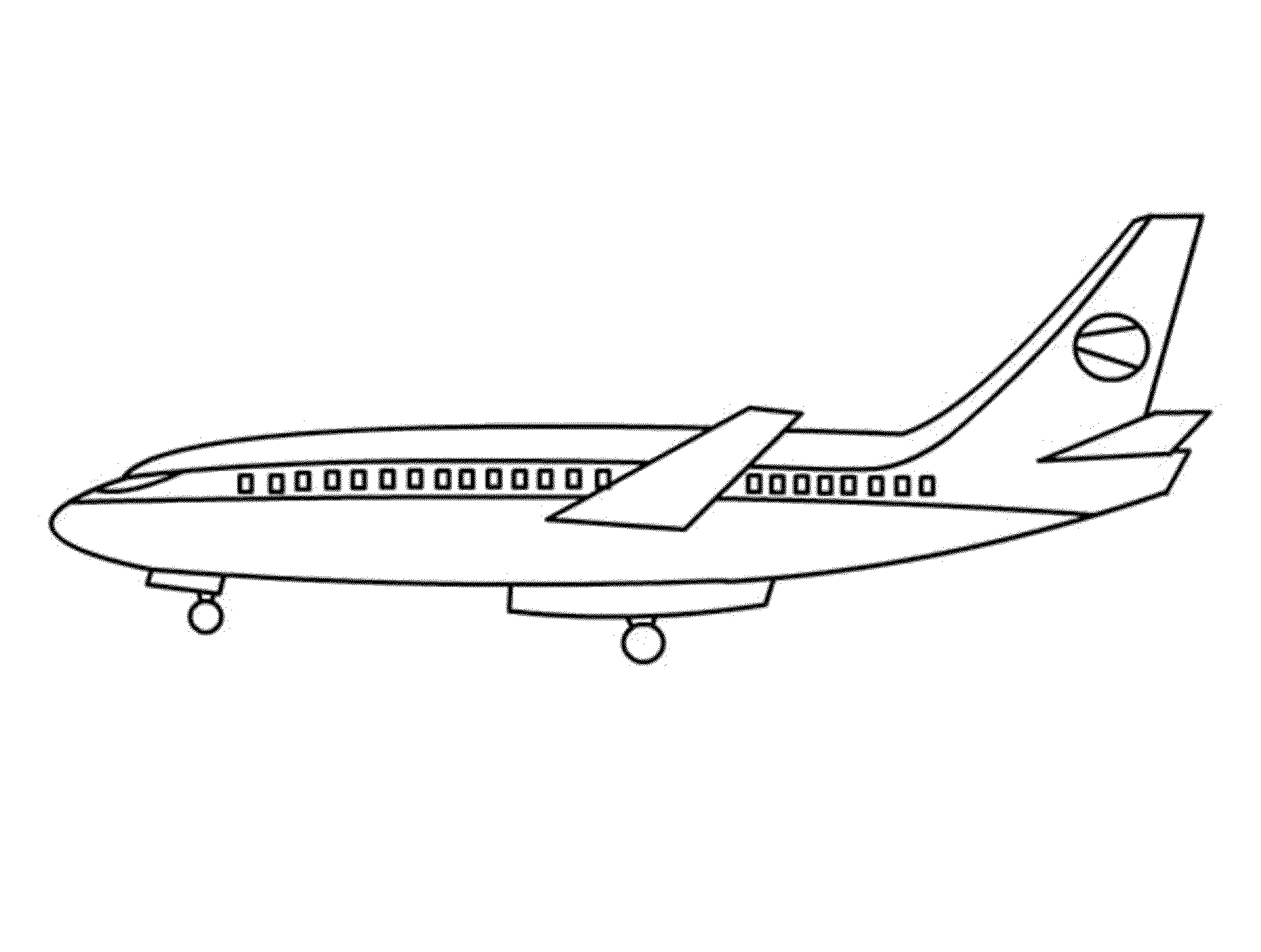 airplane pictures to colour coloring page toy plane colour airplane to pictures