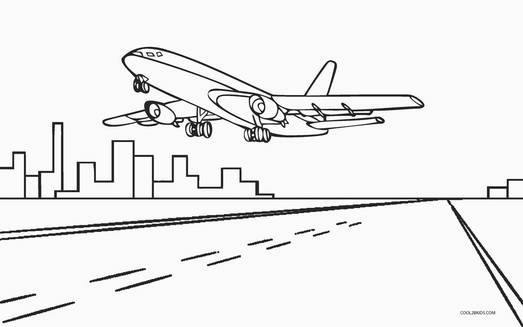 airplane pictures to colour coloring pages mega blog airplane coloring pages for kids airplane to colour pictures
