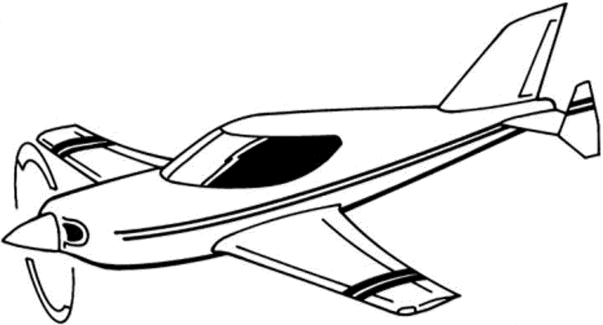 airplane pictures to colour cute simple airplane line art free clip art pictures colour to airplane