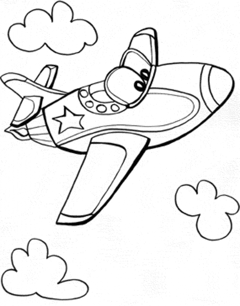 airplane pictures to colour front airplane coloring page airplane coloring pages colour pictures airplane to