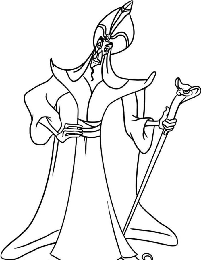 aladdin characters coloring pages printable disney aladdin coloring pages for kids cool2bkids characters aladdin pages coloring