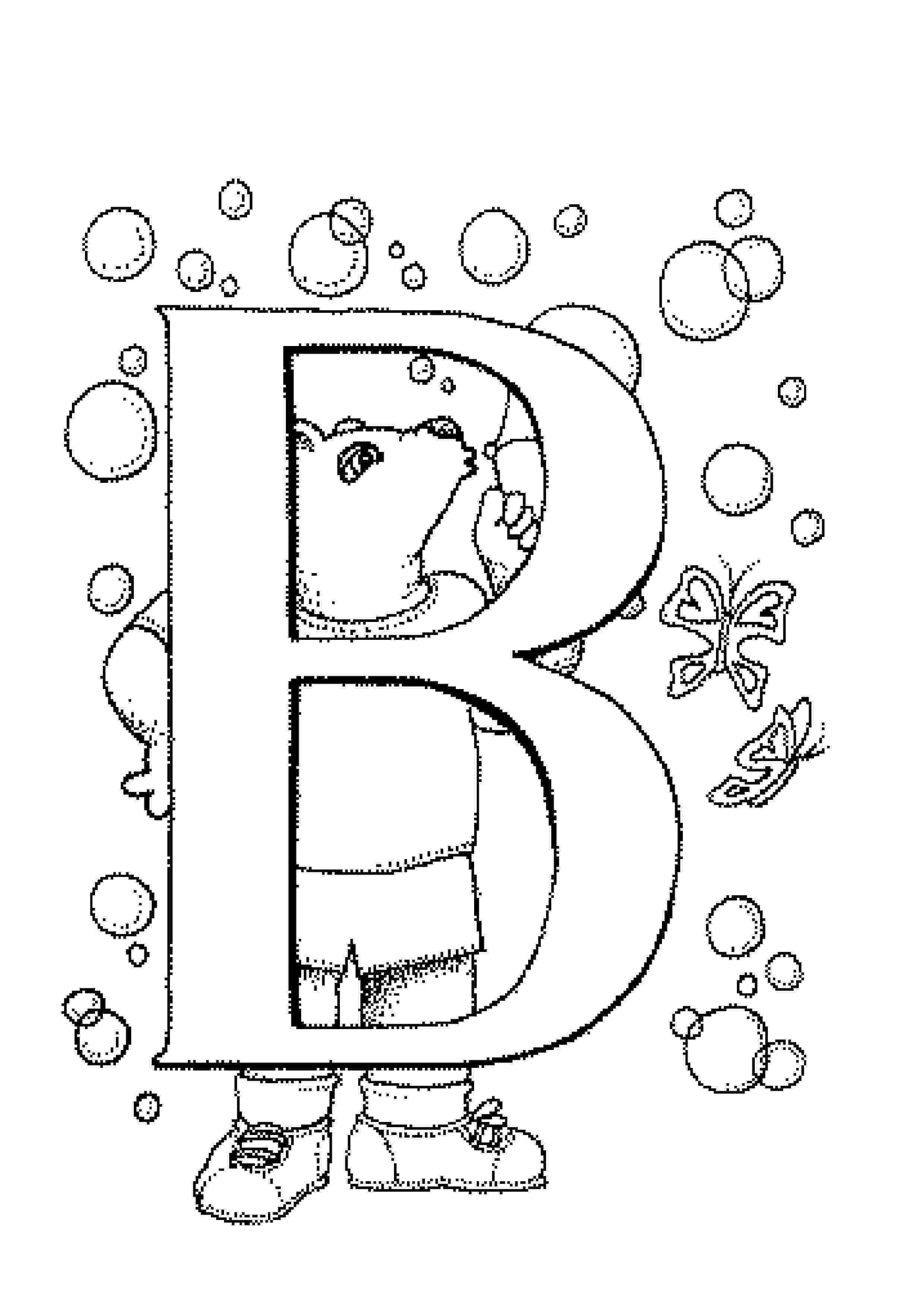 alphabet coloring book printable alphabet coloring pages getcoloringpagescom printable book alphabet coloring