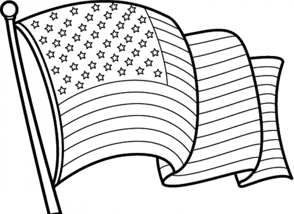 american flag to color american flag coloring page for the love of the country to flag american color