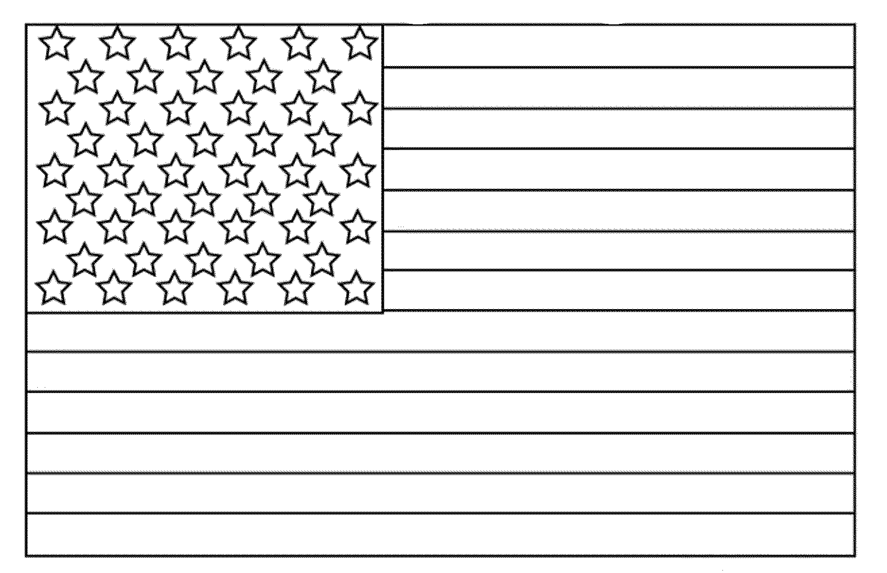 american flag to color american flag coloring pages best coloring pages for kids color flag american to
