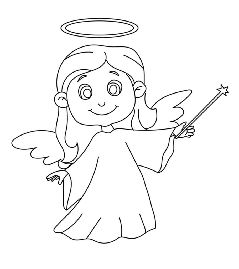 angel coloring sheet angel coloring pages angel coloring sheet